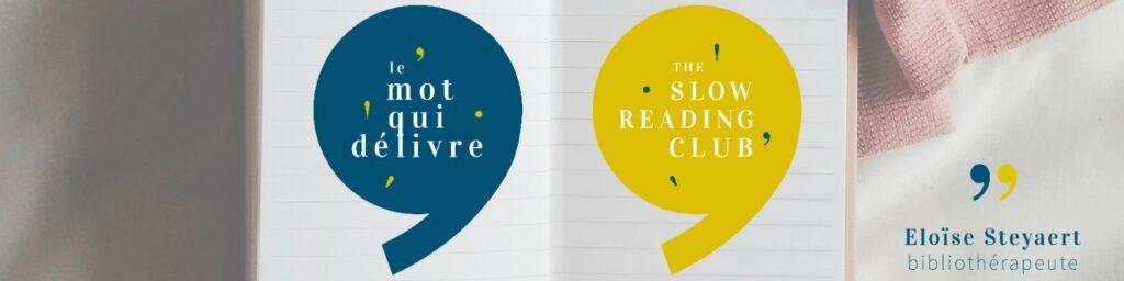 Agenda - Bannière de Eloïse Steyaert, bibliothérapeute