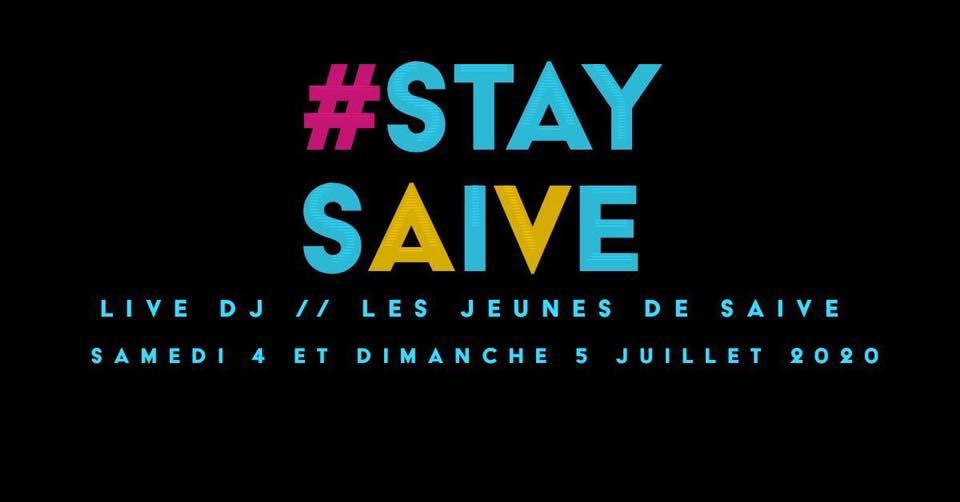 #Stay Saive