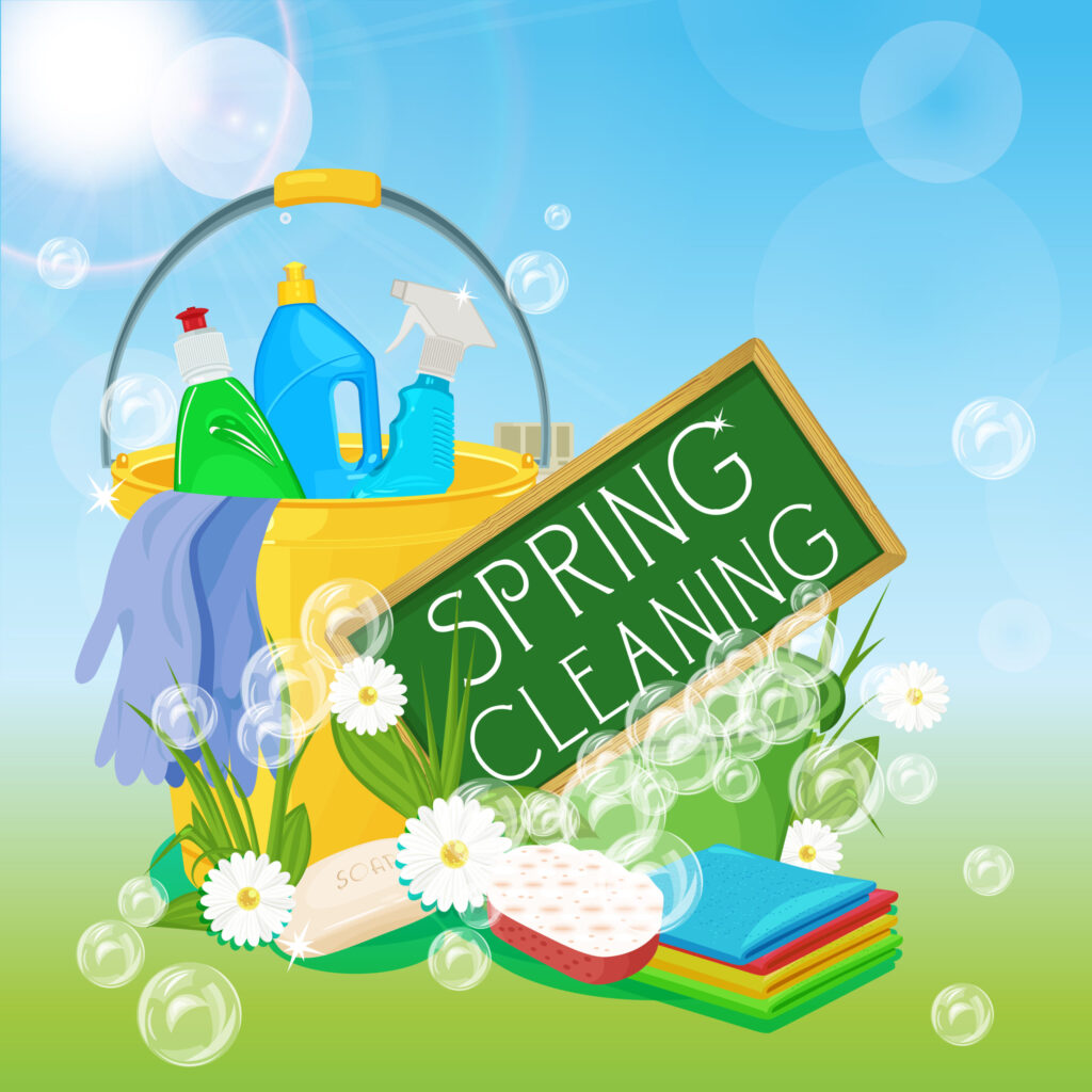 Nettoyage de printemps, les conseils de Vanesse Immobilière